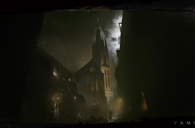 'Vampyr' casts you as a creature of the night with a conscience