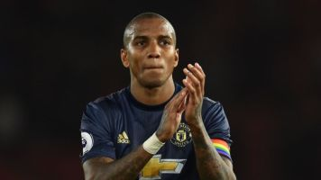 Liverpool vs Manchester United: Ashley Young laments deflections and listless manner of defeat at Anfield