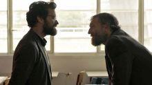 """Romain Duris et Vincent Cassel dans """"Fleuve noir"""", un polar sombre et haletant"""