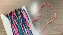 Este simple hilo ayuda a los niños con cáncer