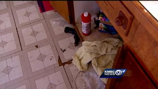 Police: Sewer gas may have killed KC woman
