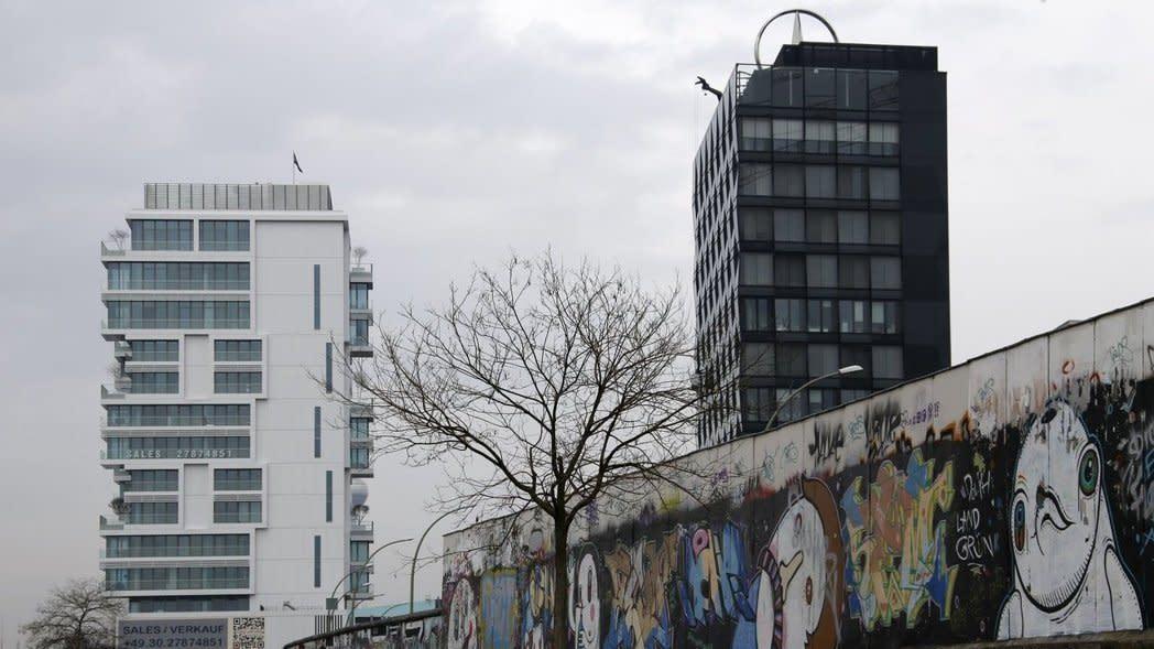 2017年全球150座主要城市房價漲幅叫誰第一名?答案是德國柏林(漲20.5%),且是唯一漲兩成者。 路透