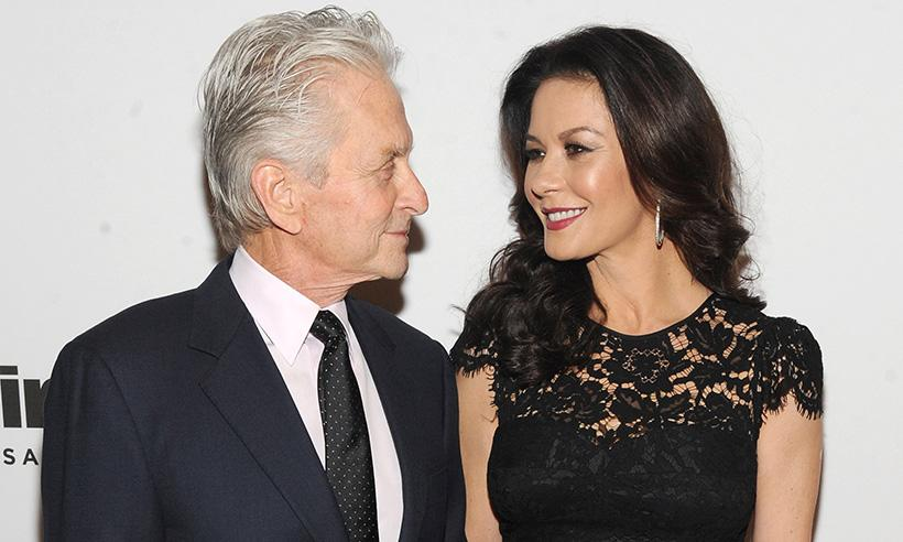 Intercourse enjoyment pictures of michael douglas and wife griffen pussy