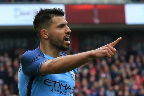 Agüero volta a marcar, e City avança sem sustos às semi da FA Cup