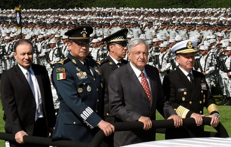 Mexico warns will not allow U.S. operations against cartels
