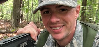 Military hopeful reacts to repeal of transgender ban