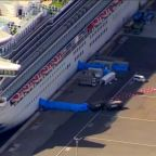Americans released from cruise ship can't return to U.S. yet