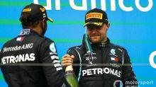 """Bottas se irrita com desempenho superior de Hamilton: """"Ele teve a vantagem este ano na classificação"""""""