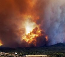 Wildfires in Arizona, California, Utah force hundreds from their homes
