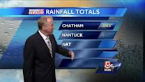Mike Wankum's weekend Boston area forecast