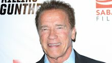 See Arnold Schwarzenegger and Linda Hamilton together again on set of 'Terminator' reboot: 'Pumped to be back'