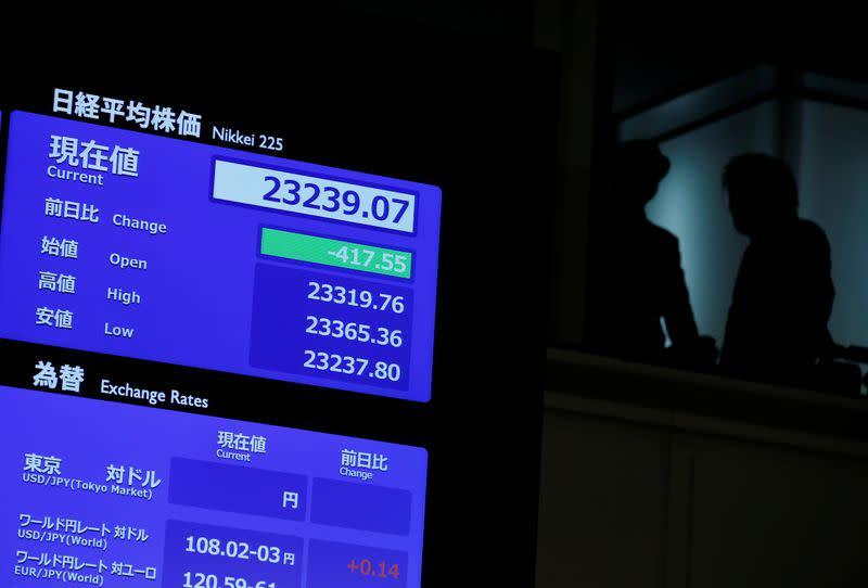 A Tokyo Le Nikkei Finit En Hausse De 1 32