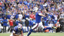 Bills release veteran kicker Stephen Hauschka in favor of rookie