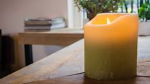 Get set for a cosy winter with these luxurious-looking 3-wick candles for £15