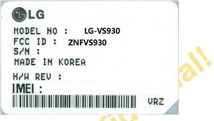 LG VS930 pops up at the FCC, may be world-roaming Optimus LTE II for Verizon