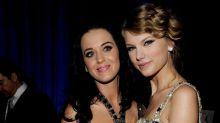 Katy Perry escribe una carta pidiendo perdón a Taylor Swift