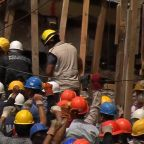 Search and rescue work continues across Mexico City in wake of massive earthquake