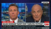 Giuliani claims Trump never called him a 'baby who needed to be changed'