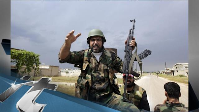 Battle for Strategic Syrian City Rages On