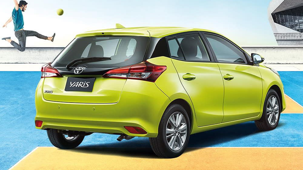 本月國產車還是Toyota一枝獨秀,榜單光前4名就占了3個名額,Toyota Yaris 1.5以778輛拿下亞軍(圖片來源:Yahoo奇摩汽車機車 https://autos.yahoo.com.tw/new-cars/trim/toyota-yaris-2018-1-.-5%E7%B6%93%E5%85%B8)