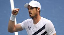 US Open 2020: Murray gets ice bath after 'pretty special' win
