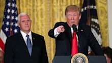 """Pourquoi Donald Trump ordonne la création d'une """"force armée de l'espace"""""""