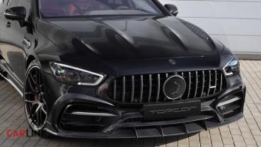 低調卻搶眼!Mercedes AMG GT63外觀「全Dry Carbon」改裝新衣