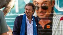 Al Pacino será caçador de nazistas em nova série
