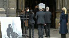 Saint-Germain-des-Prés dit adieu à Juliette Gréco