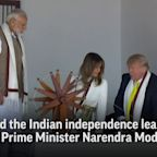 Trump's India visit puts pageantry over policy