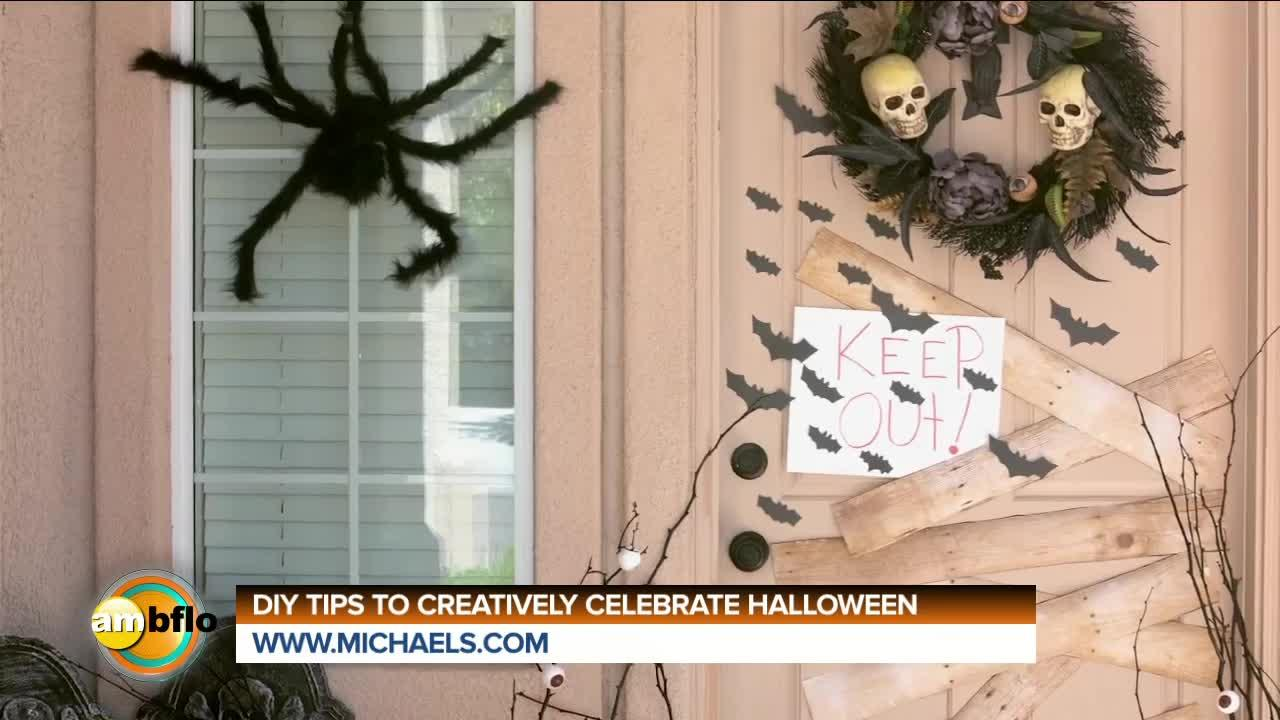 Photo of DIY TIPS TO CREATIVELY CELEBRATE HALLOWEEN