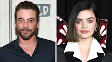 Skeet Ulrich Leaves Flirty Comment on Lucy Hale's Latest Instagram Post amid Romance Rumors