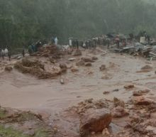 India landslide: Dozens feared dead after flooding in Kerala