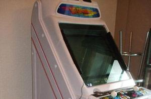 C-MACC'S arcade cabinet plays every game, emulated or not