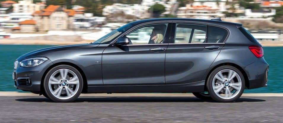 BMW前代後驅掀背車超搶手