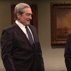 'SNL': Kate McKinnon's Jeff Sessions Says Goodbye to White House, Sings Adele