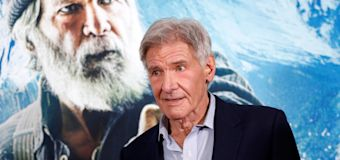 Harrison Ford speaks out on his politics