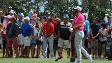 Dustin Johnson takes a new route to birdie on The Players short 12th