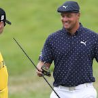 DeChambeau breaks driver at US PGA Championship