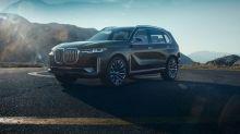 BMW Goes Big With Three-Row SUV Monster