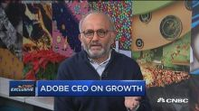 Adobe CEO: We're targeting a much larger opportunity in e...