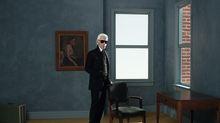 Ausstellung: Die Welt aus der Perspektive von Karl Lagerfeld