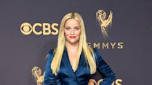 Reese Witherspoon Suited Up for the Emmys