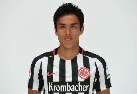 Football Soccer - SG Eintracht Frankfurt - German Bundesliga