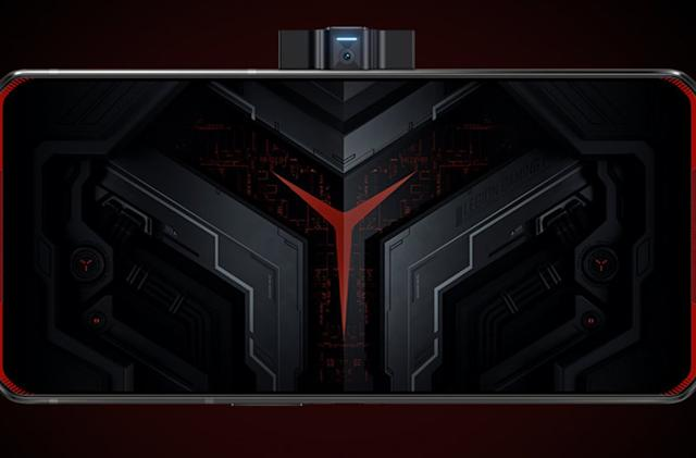 Lenovo's next gaming phone has a camera that pops out of its side