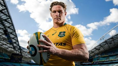 Rugby union: Wallabies captain Hooper dreaming of Bledisloe Cup success