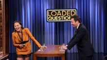Chrissy Teigen Name Drops Rob Kardashian in a Mystery Question Game With Jimmy Fallon