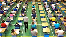 Two people arrested over A-level exam paper leak