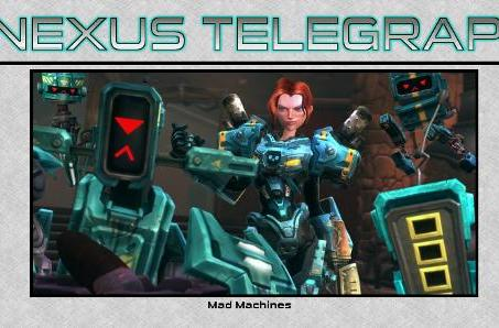 The Nexus Telegraph: WildStar's last two classes