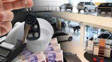 Las ventas de 0km se derrumban 50 por ciento en marzo